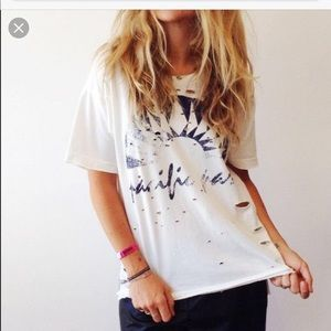 Free People Pacific Parks Tee